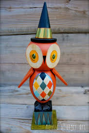 wooden halloween yard decorations 27 best folk art bone head studios images on pinterest art