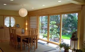 Distinctive Windows Designs Inspiration Design Asian Style Dining Room Home Inspirations