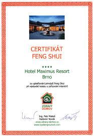 Feng Shui Feng Shui Hotel Brno Maximus Resort