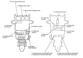 1999 honda civic fuse layout needed 1994 accord fuse diagram honda tech honda forum