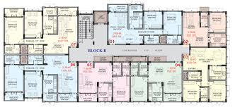 Floor Plan O2 Manasa Theertha Real Estate