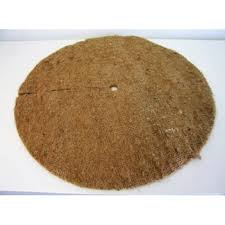 jute tree spat mulch mats chimney sheep