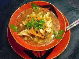 cuisine chinoise facile soupe chinoise au poulet la recette facile par toqués 2 cuisine