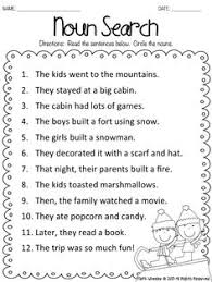 bunch ideas of noun practice worksheets in layout huanyii com