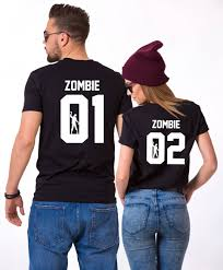 halloween couple shirts zombie shirts king queen halloween