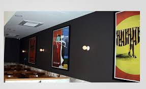 restaurant signage and wall art girling design studios