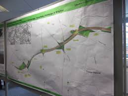 Norfolk County Wall Map Framed Norwich U0027s Northern Distributor Road Approved Heart East Anglia