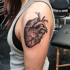 110 best anatomical heart tattoo designs u0026 meanings 2018