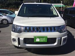 mitsubishi delica interior 2017 mitsubishi delica d 5 d power package used car for sale at