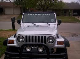 jeep windshield stickers customer rides