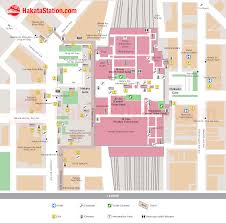 floor plan of a shopping mall hakata station map u2013 finding your way u2013 hakata station