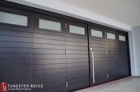 Garage Style by Carriage Garage Doors Tungsten Royce