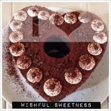 valrhona chocolate nutella chiffon cake by dalyn chia baking u0027s