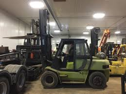 affordable machinery used large capacity forklifts for sale