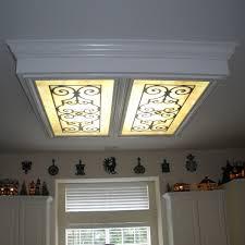 Fluorescent Kitchen Light Fixtures by Innovative Fluorescent Light Fixture House Interior And Furniture