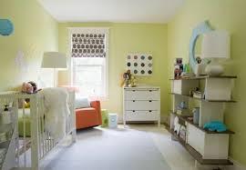 chambre enfant verte la peinture chambre bébé 70 idées sympas