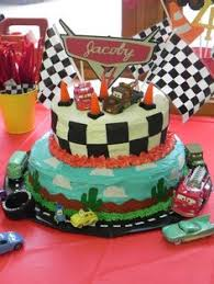 retro 50 u0027s race car themed birthday party via kara u0027s party ideas