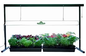 hydrofarm jsv4 4ft grow light system hydroponic systems zone