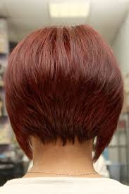 a cut hairstyles stacked in the back photos stacked bob hairstyles back view download short stacked bob