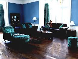 brown and blue home decor vintage blue brown paint wall living room ashley home decor living