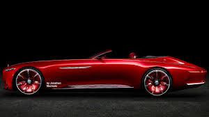 concept mercedes novo mercedes benz sl 2019 maybach 6 concept mercedes carwp