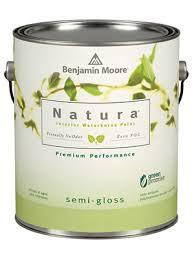 How Much Is A Gallon Of Benjamin Moore Interior Paint Benjamin Moore Natura Paint Review