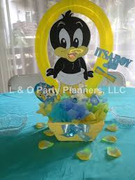 baby looney tunes baby shower decorations baby looney tunes baby shower party ideas looney tunes babies