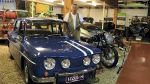 renault gordini r8 exotic theme to french italian car show the examiner
