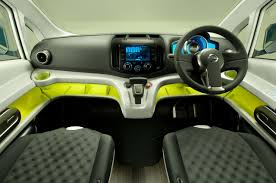 nissan cargo van interior nissan nv200 review and photos