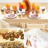 thanksgiving table decor information database