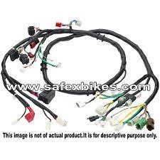wiring harness suzuki zeus125 cc ks swiss motorcycle parts for