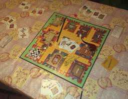 clue tame the board game