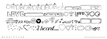 mtf i heart sketches u2013 misstiina com fonts