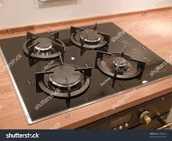 cooking on modern design gas stove stock photo 61338184 shutterstock