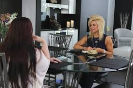 theresa tlc hair styles a short chat with the long island medium style the maine edge