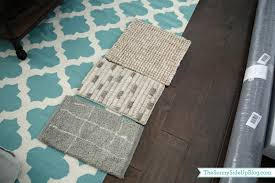 Pottery Barn Rugs Family Room Decor Update The Sunny Side Up Blog