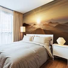 Schlafzimmer Fototapete Fototapete Geheimnis Bergen Tapete Fototapeten Für Schlafzimmer