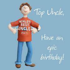 happy birthday brother of great awesomeness greeting card from