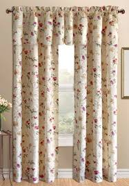 Floral Curtains Whitfield Floral Curtains Lorraine Home Fashions View All Curtains