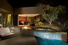 luxury home designs az contemporary entertainer u0027s paradise home