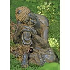Buddha Home Decor Statues by Zen Garden Statues Dharmacrafts
