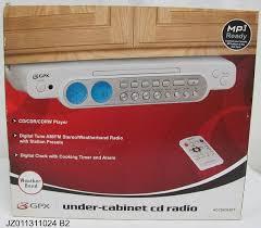 Kitchen Under Cabinet Radio Cd Player Kitchen Cd Player Under Cabinet Bar Cabinet