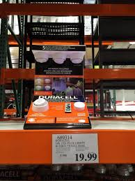 led puck lights costco duracell 5pk led puck lights with directional base costcochaser