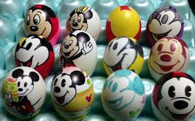 Mickey Mouse Easter Eggs Mickey Mouse Easter Eggs By Rene L On Deviantart