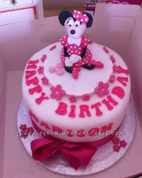 minnie mouse birthday cake coolest minnie mouse cakes