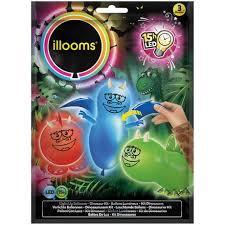 led light up balloons walmart illooms make your own illoomasaurus led light up balloons walmart