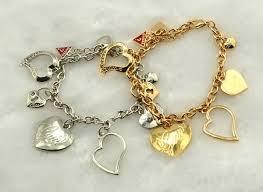 design charm bracelet images Online shop 2015 latest elegant design heart round link charm jpg