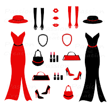 cocktail party cartoon popular items for party fashion on etsy clip art library