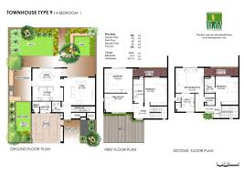 Town House Plans Floorplan 2 3 4 Bedrooms Bathrooms 3400 Square Feet Dream Bedroom