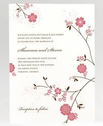 Cherry Blossom Wedding Invitations Indie Wedding Guide U0027s Top 10 Cherry Blossom Wedding Invitations